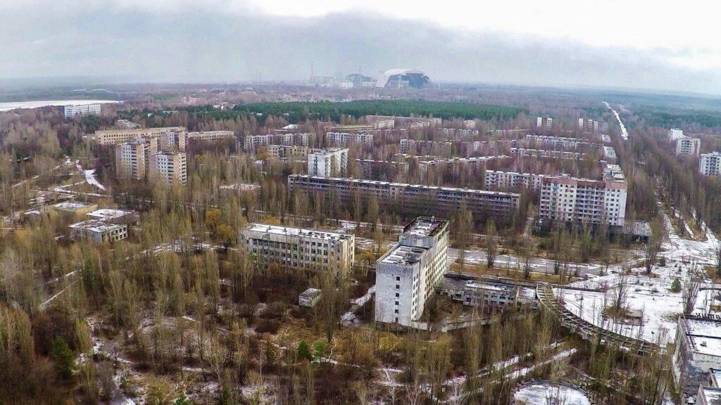 Город Припять как он строился