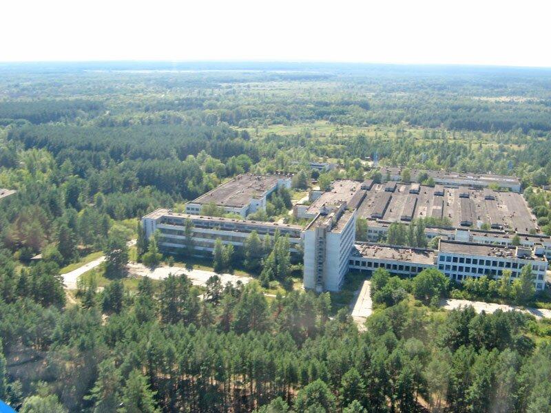 Завод «Юпитер» в Припяти фото