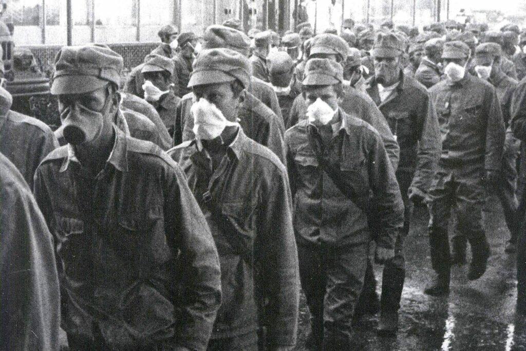 Взрыв ЧАЭС. Эвакуация людей из Припяти. Причины взрыва Чернобыльской аэс.