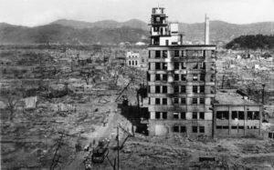 Последствия бомбардировки Хиросимы и Нагасаки