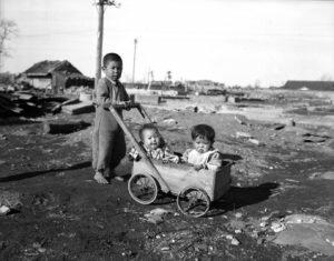 Люди Хиросимы и Нагасаки