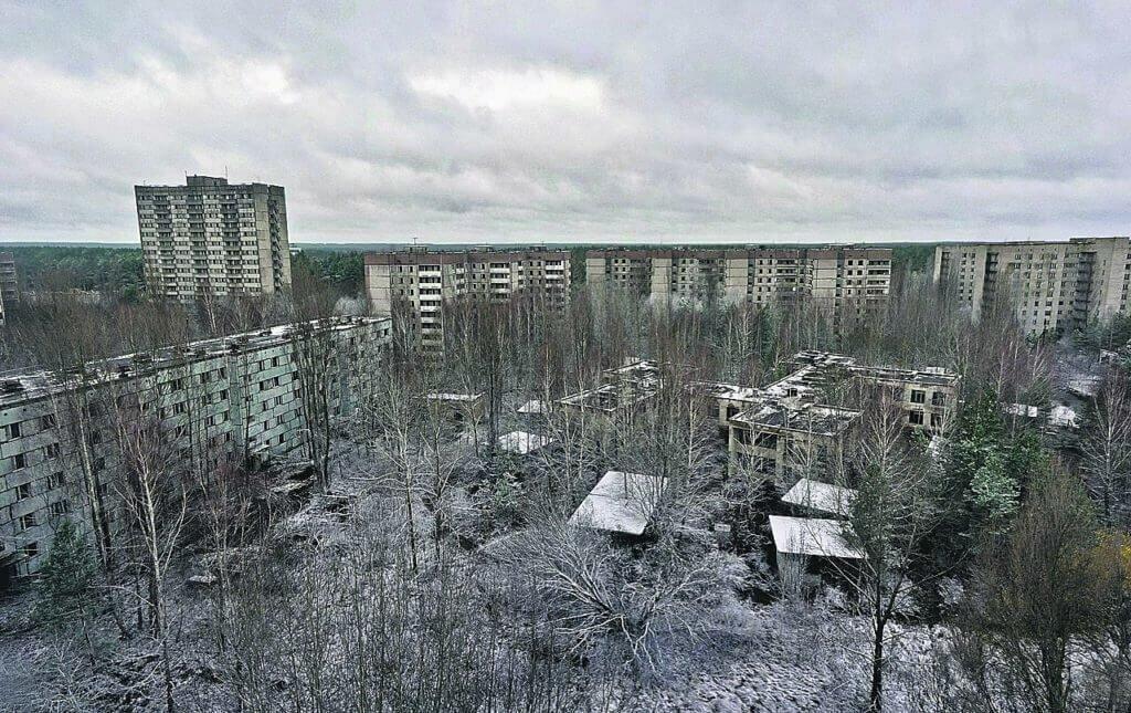 Достопримечательности Чернобыля