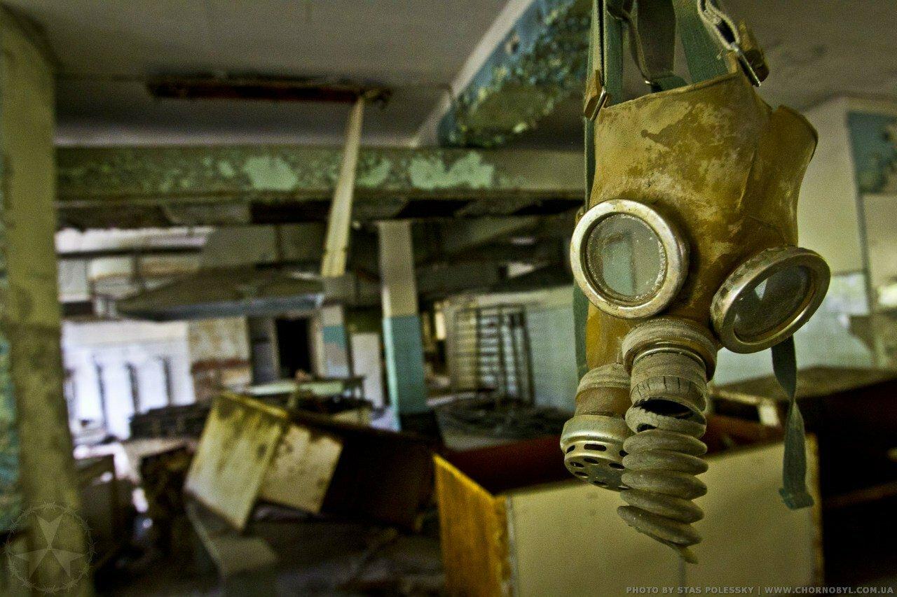 Зона отчуждения Чернобыля
