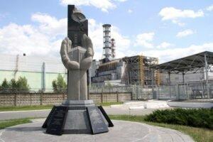Памятники ликвидаторам ЧАЭС фото