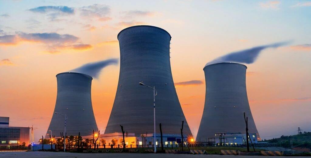 Атомные электростанции Росии и мира