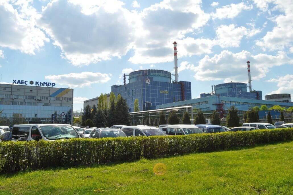 Ххмельницкая АЭС авария 2018