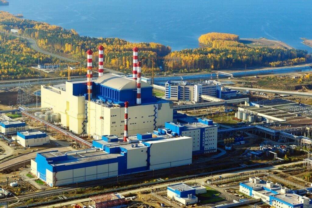 Где находится Белоярская АЭС зона сг Заречный