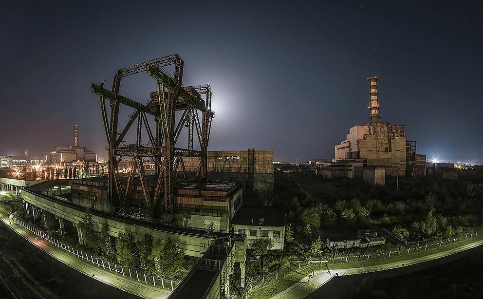 Курская АЭС фото