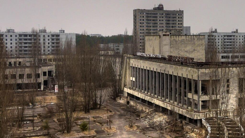 Чем отличается Чернобыль от Припяти