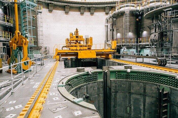 Нововоронежская АЭС реактор