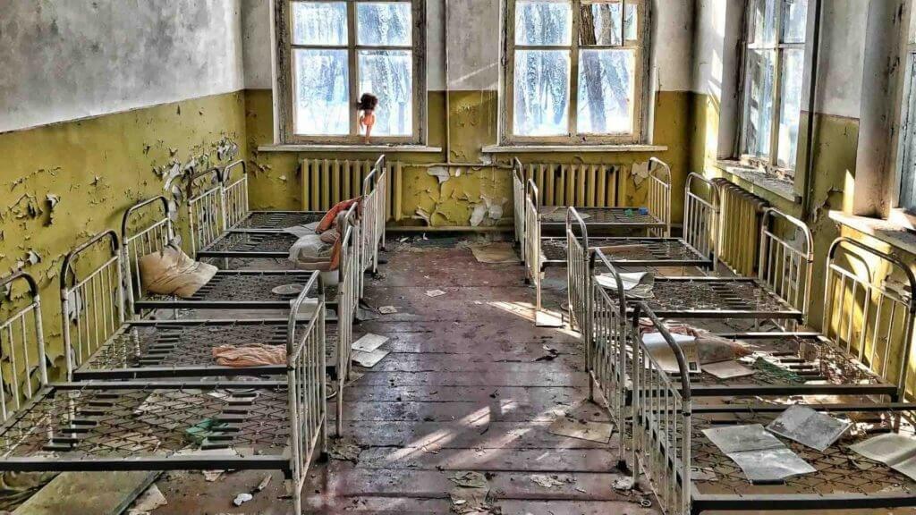 Когда можно будет жить в Чернобыле