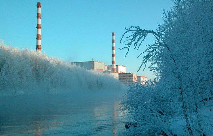 Кольская АЭС где