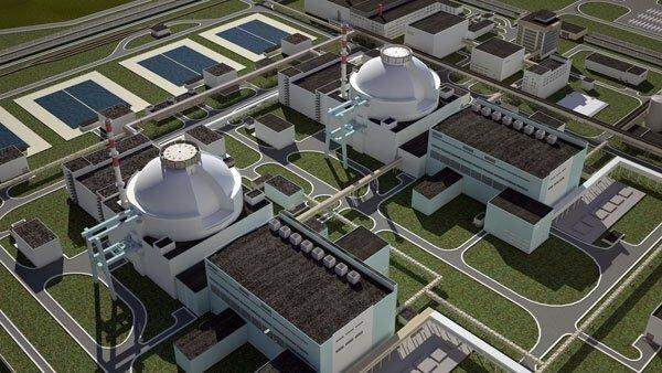 Курская АЭС (Курчатов): строительство и Курская АЭС-2