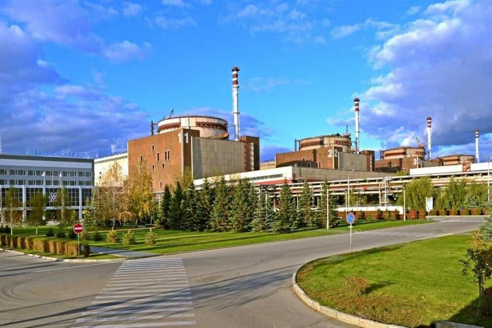 Балковская АЭС Россия