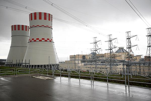 Нововоронежская АЭС фото
