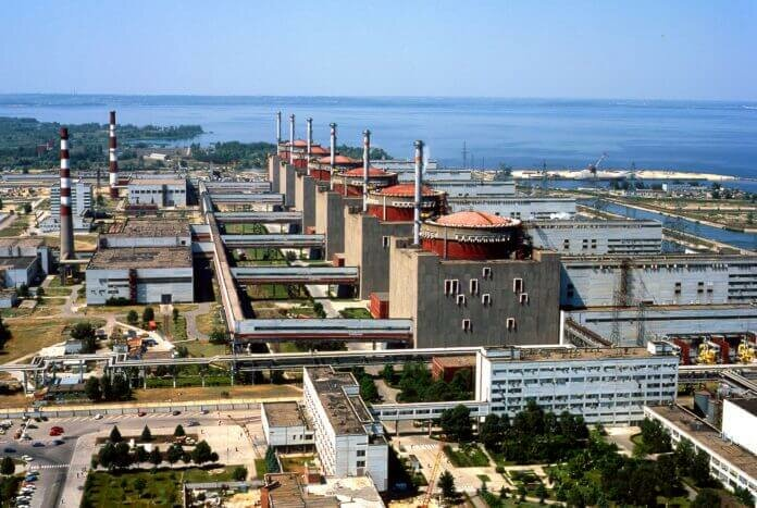 Запорожская АЭС мощность