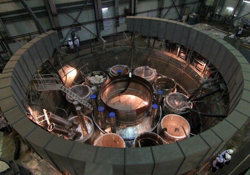 Белоярская АЭС реактор фото
