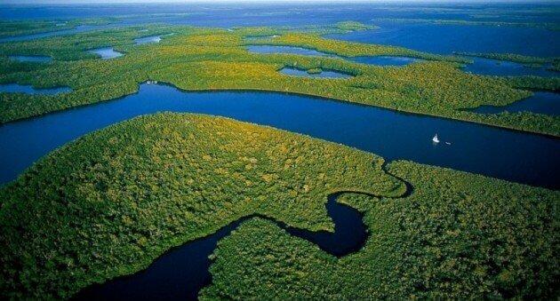 Где находится река Припять на карте в Беларусси