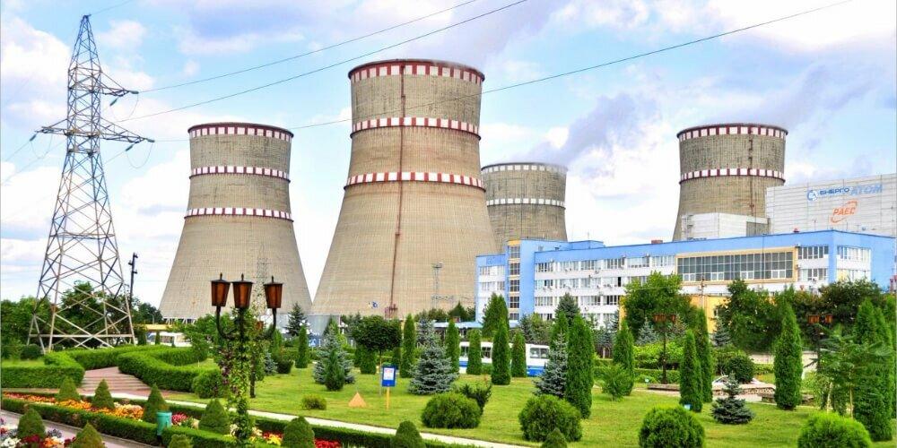 Ровенская АЭС, Кузнецовск: описание, фото, карта