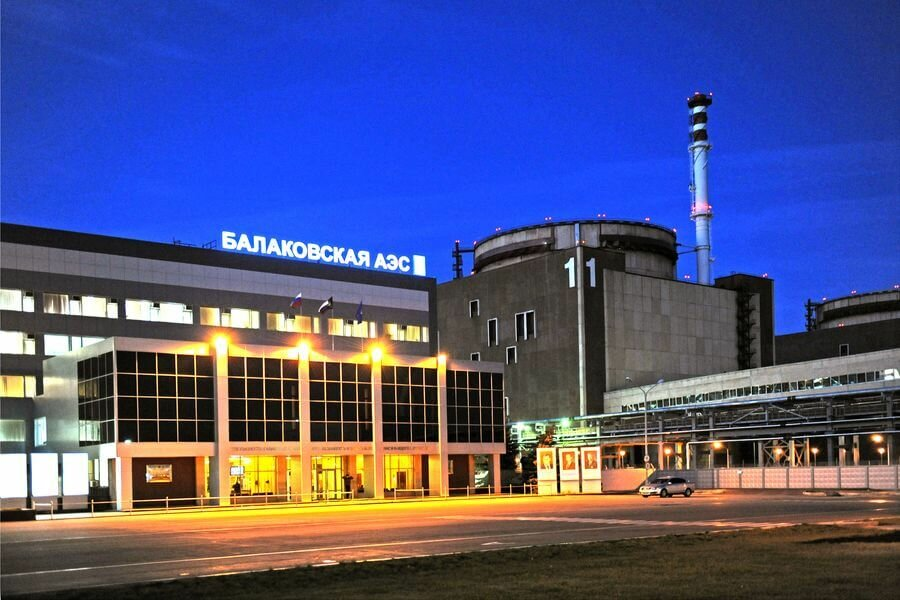 Балковская АЭС фото