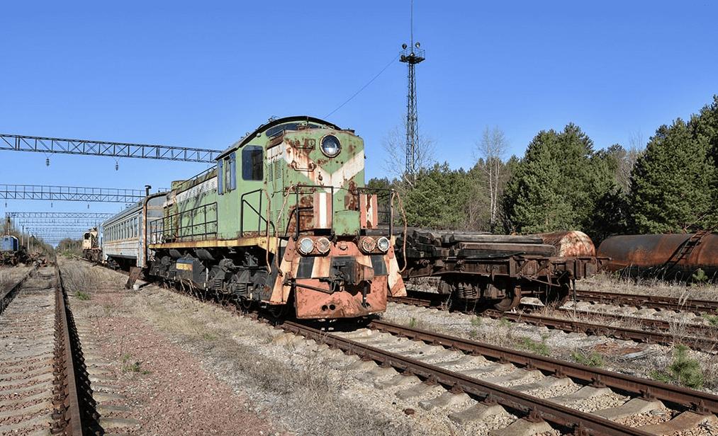 Станция Янов Полесский