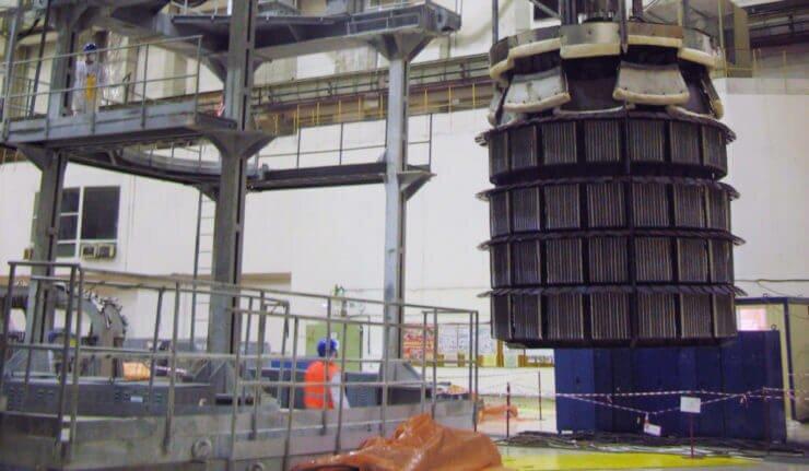 Балковская АЭС мощность