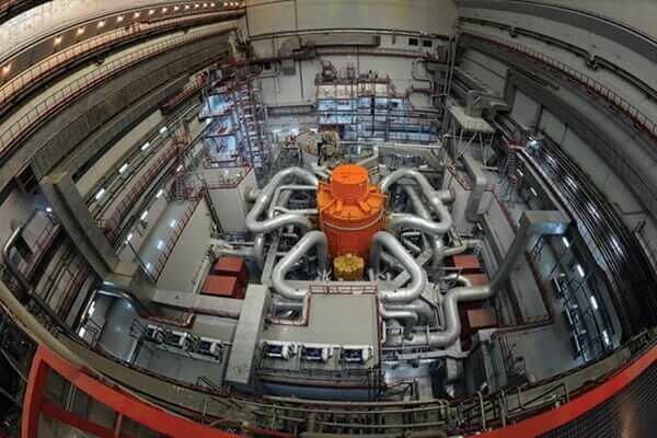Белоярская АЭС реактор