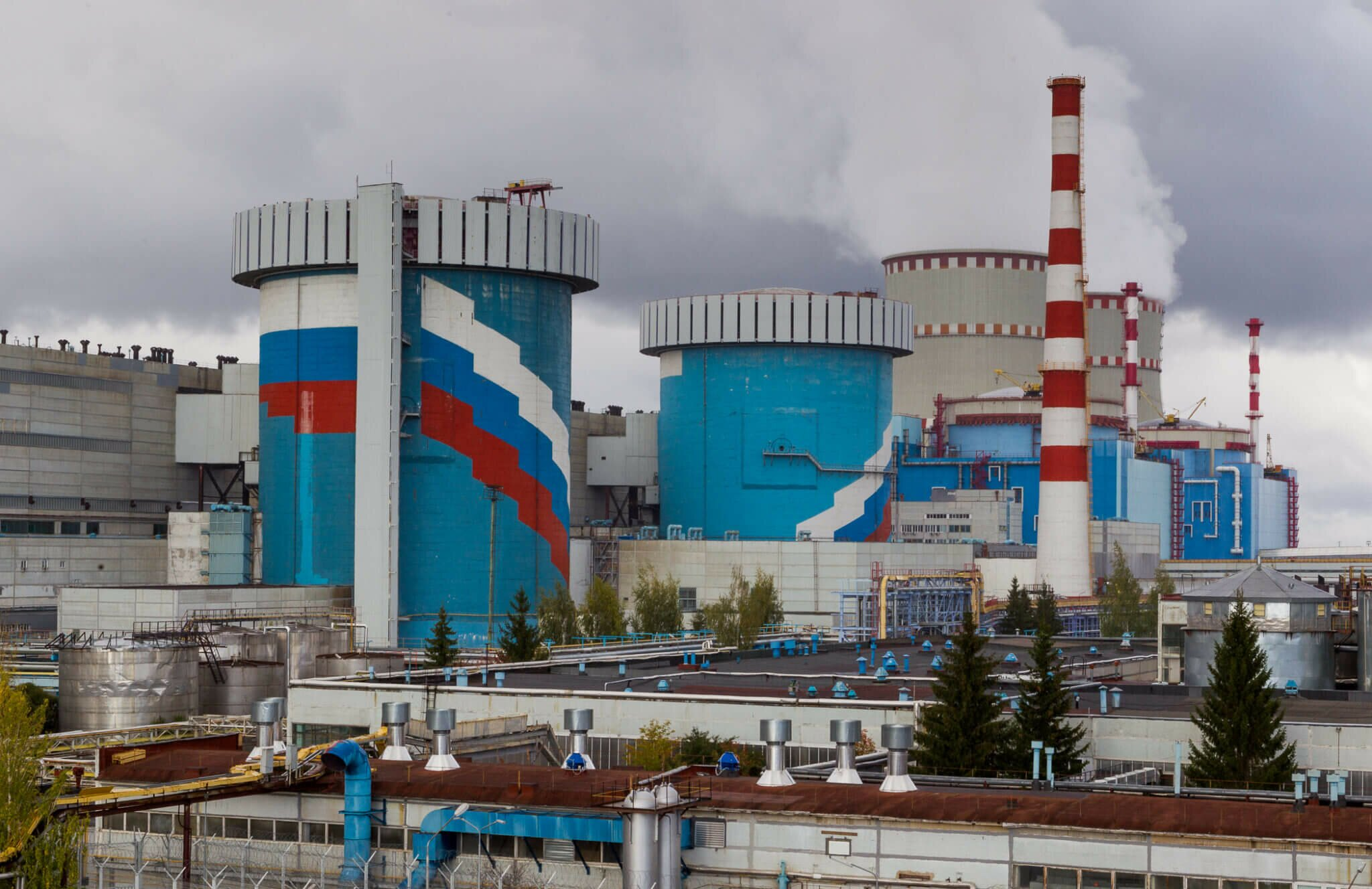 Удомля Калининская АЭС