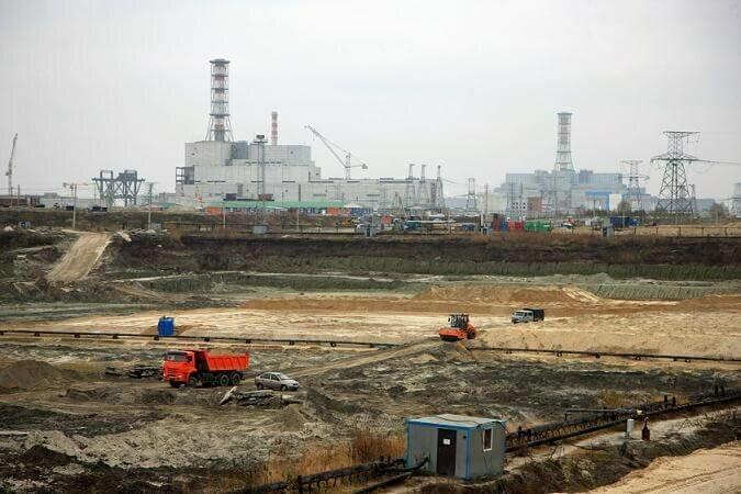 Курская АЭС 2 строительство