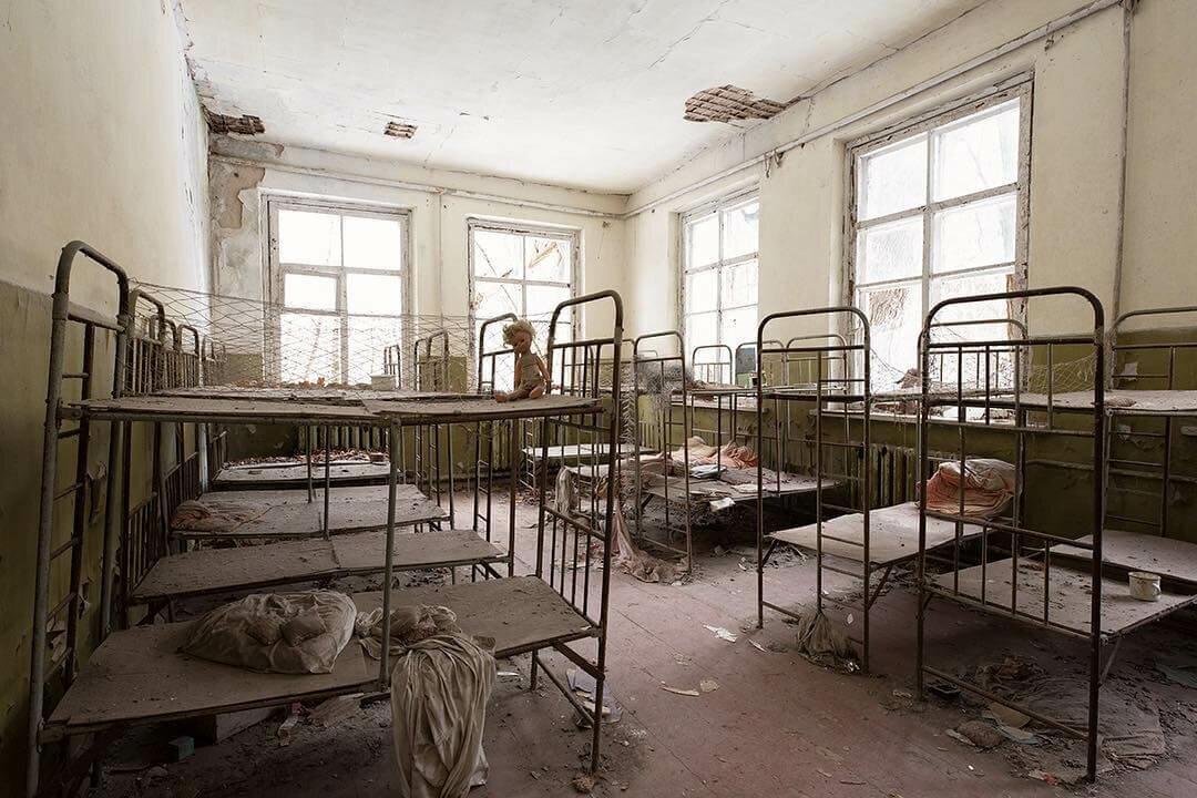 Село Копачи Чернобыльский район