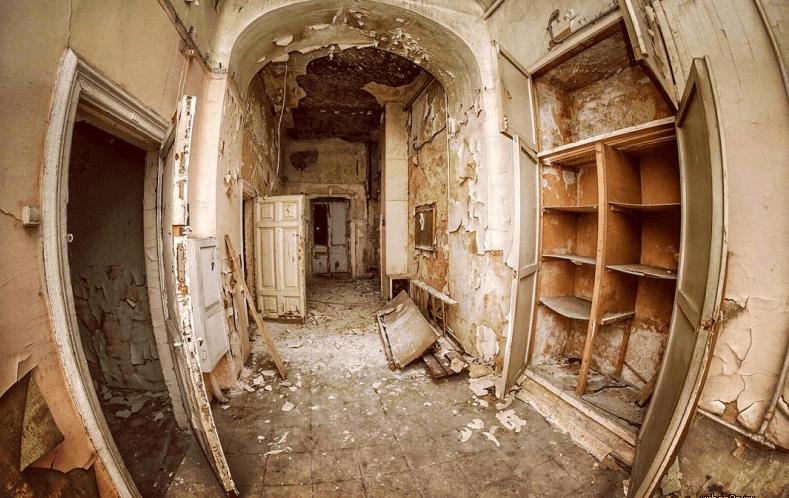 Больница «Ольгинка» фото