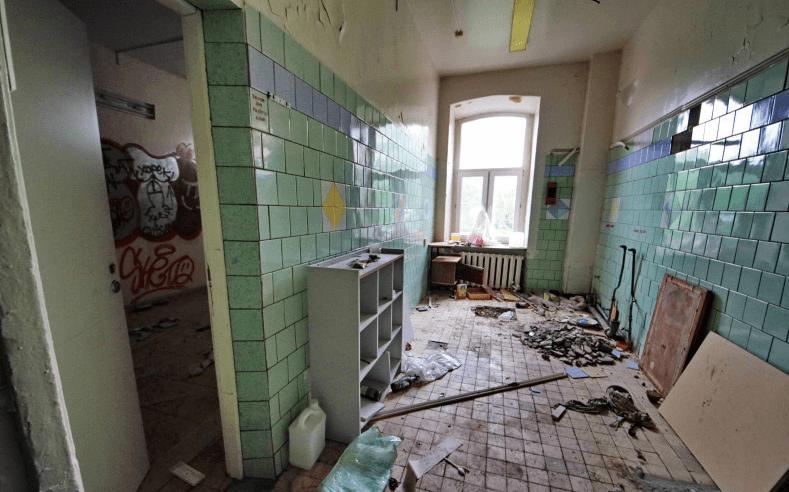 Басманная больница фото