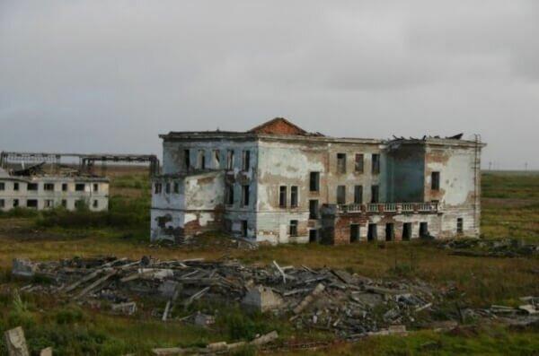 Чаронда Вологодская область заброшенный город призрак фото