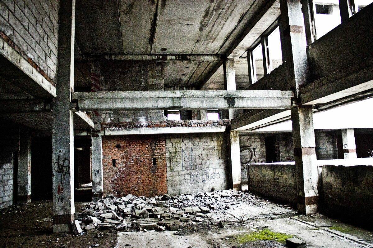 Ховринская больница внутри