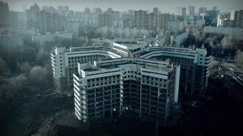 Ховринская больница история фото