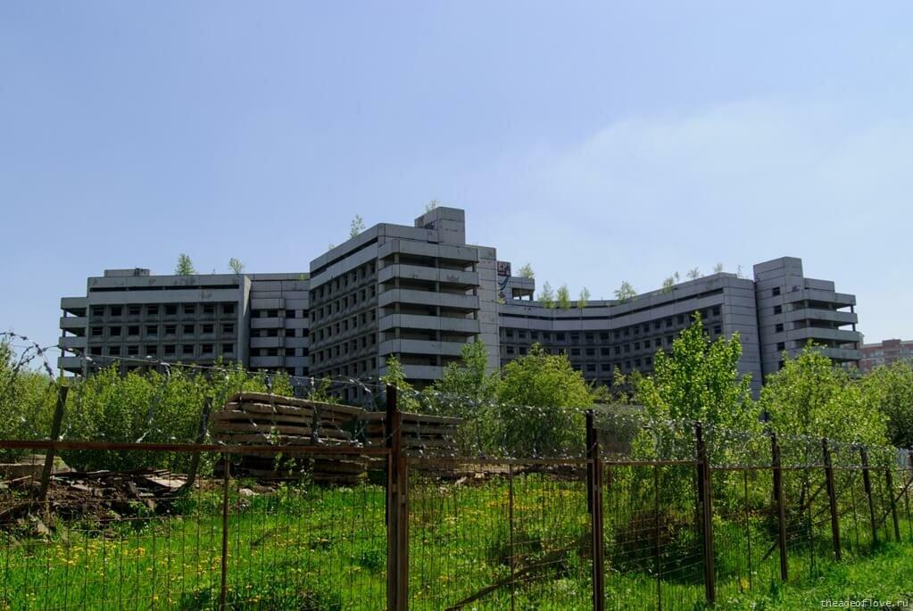 Ховринская больница фото