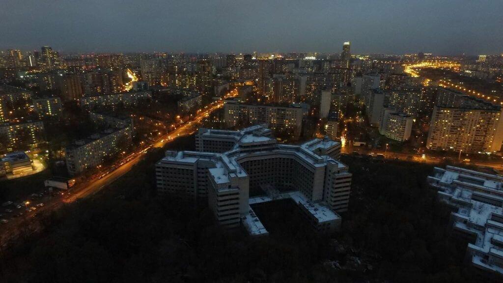 Ховринская заброшенная больница истории и легенды