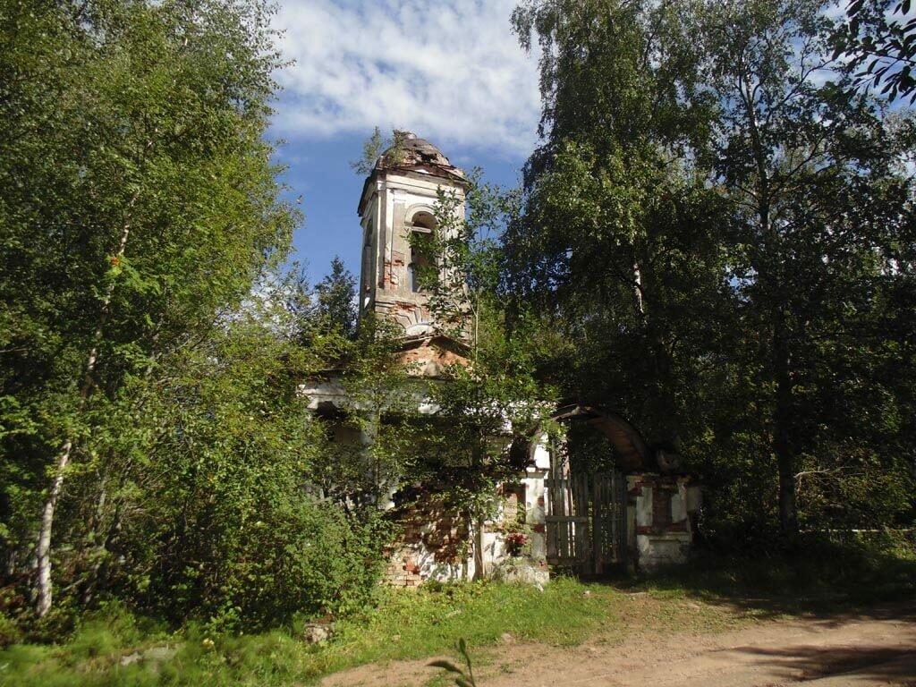 Спасо-Преображенская церковь в СПБ фото