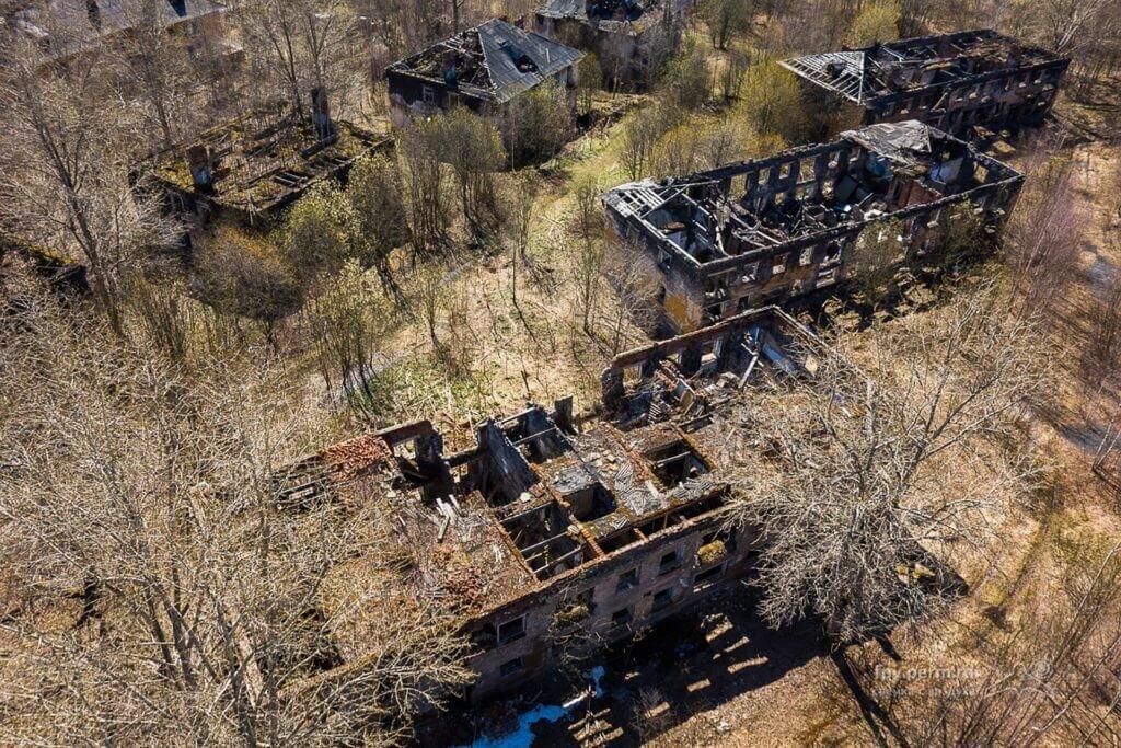 Заброшенные мертвые города призраки России: фото, видео