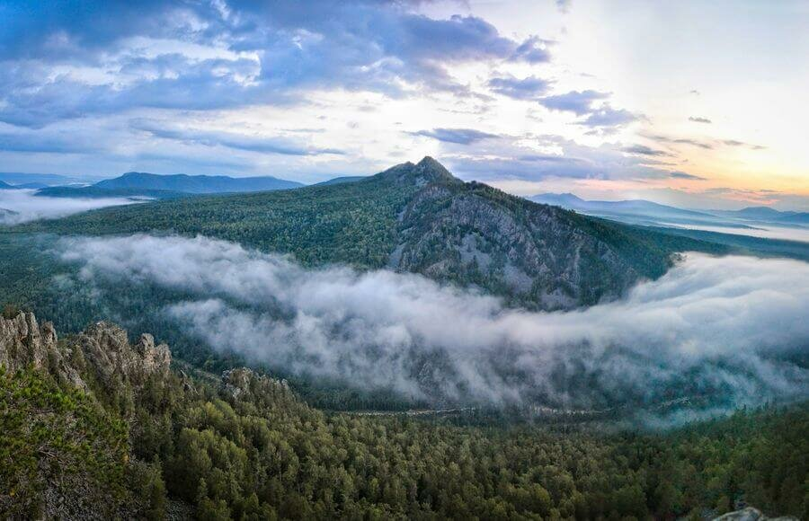 Гора Малый Ямантау фото