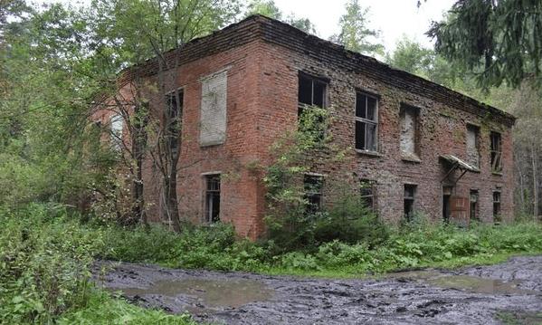 Военный городок «Пласкинино» (Московская область) фото