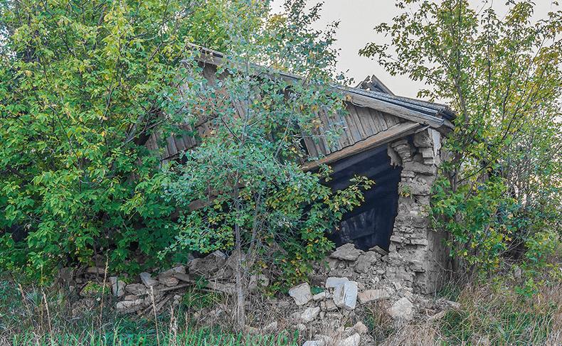 Деревня Русскo-Cидoрoвкa фото