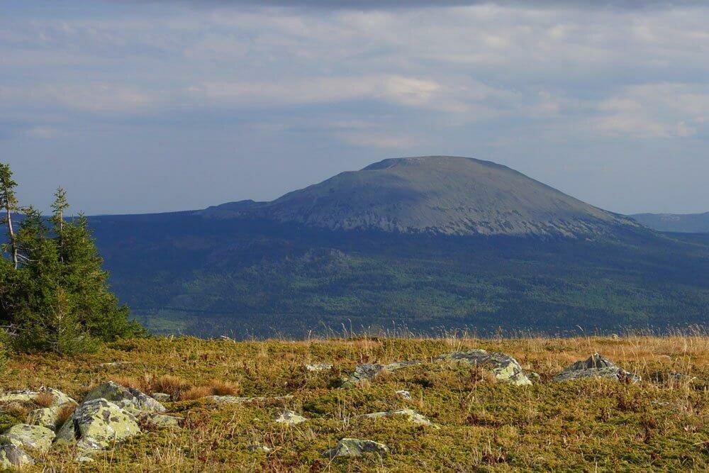 Гора Ямантау фото