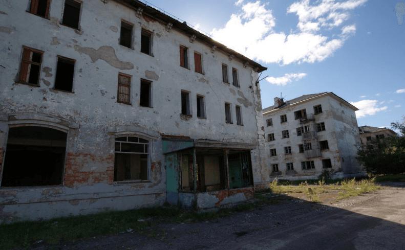 Городок Заполярный фото