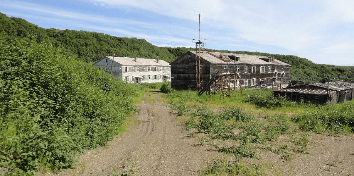Поселок Медвежка фото