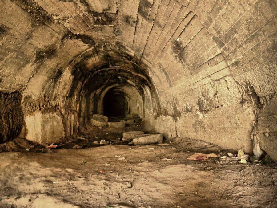 Аксайские катакомбы фото