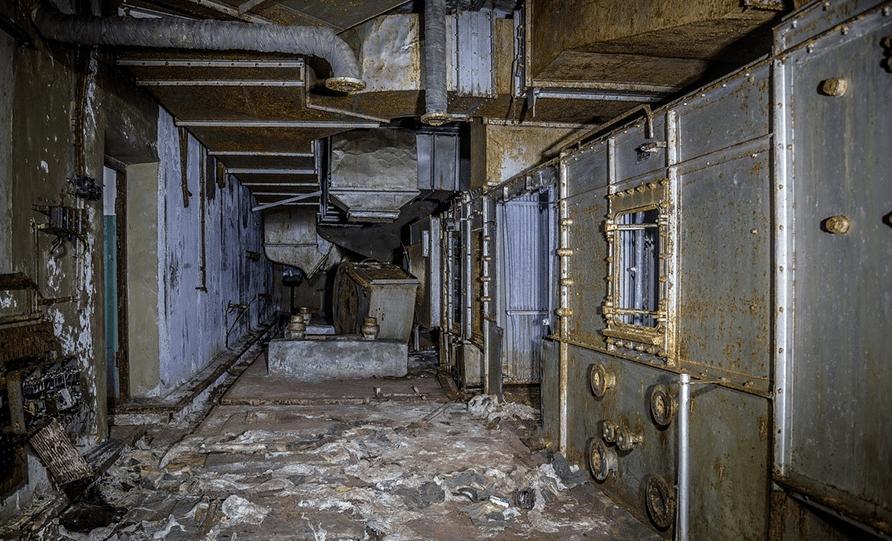 Объект «Крот» Севастополь Крым фото