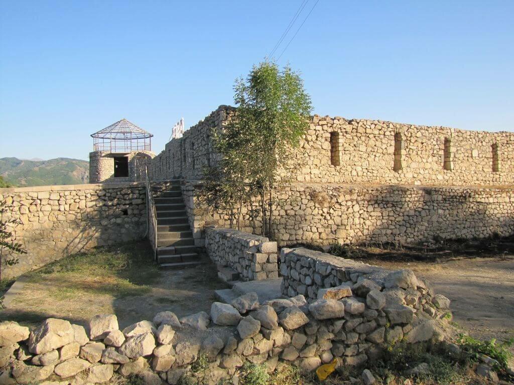 Шушинская крепость фото