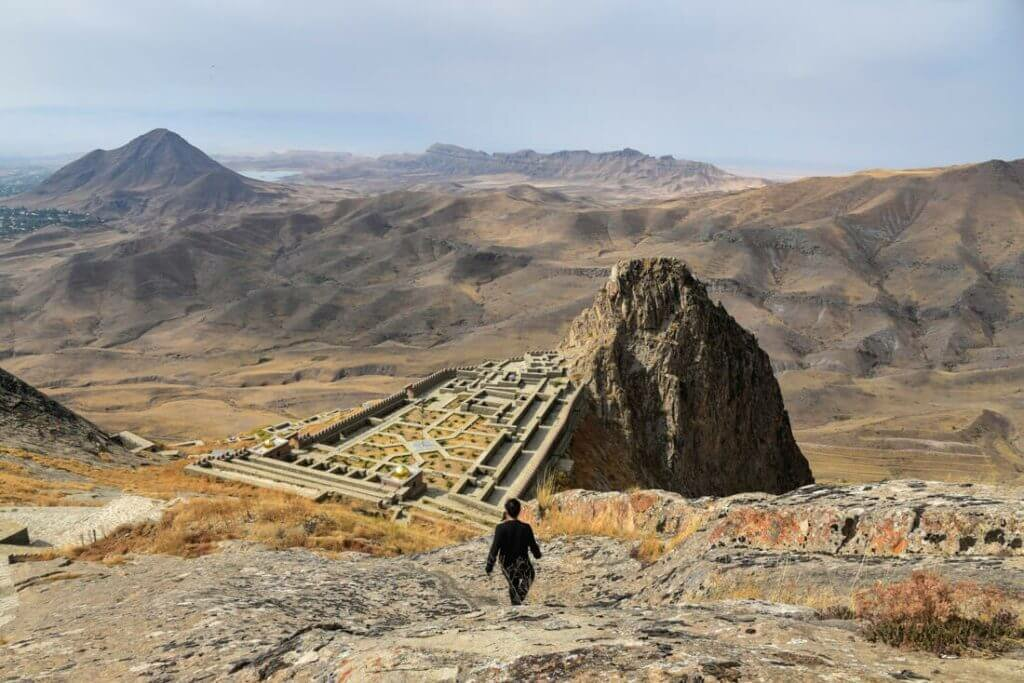 Заброшенные места Азербайджана
