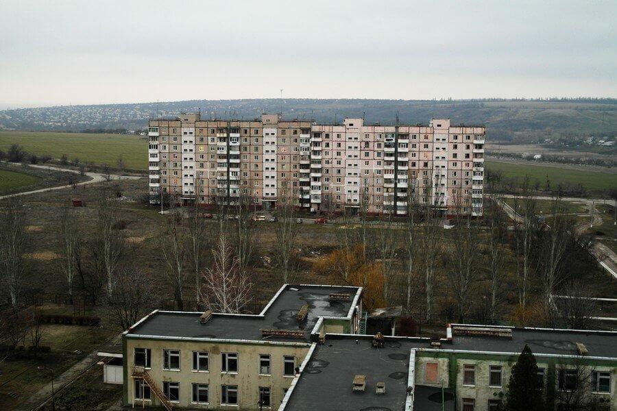 Заброшенные места Украины
